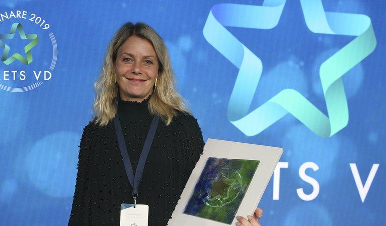 """Årets VD frukostwebinarium med Pernilla Ramslöv  - Långsiktighet – och """"amore""""!"""
