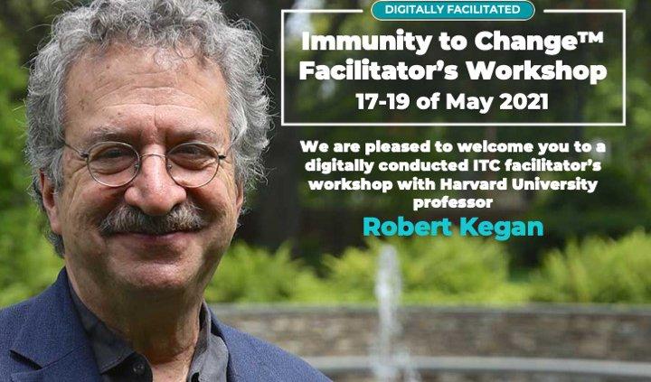 Coacha till verklig förändring - 3 dagar  med Harvardprofessorn Robert Kegan