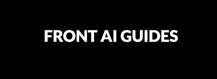 FRONT AI GUIDES