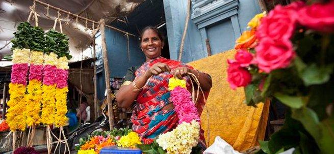 Indien har flest hungrande i varlden